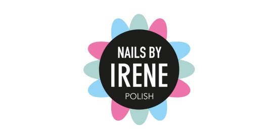 Nails by Irene, Logoentwicklung, Key Visual,